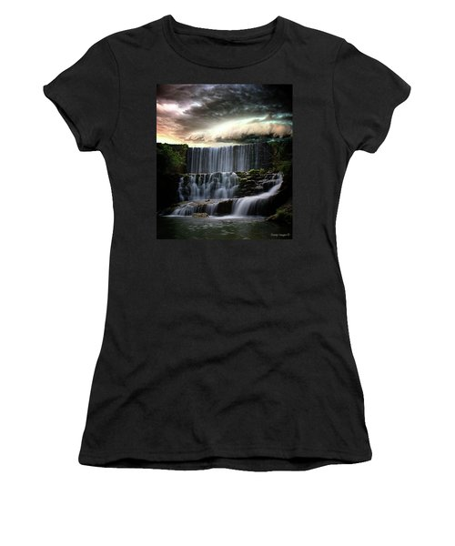 Falls At Mirror Lake Women's T-Shirt
