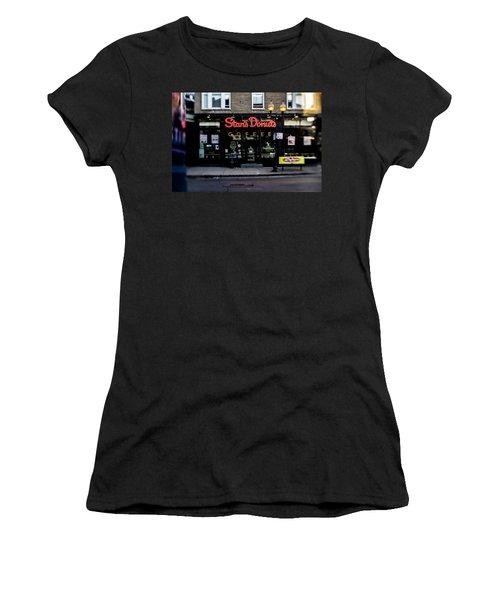 Famous Chicago Donut Shop Women's T-Shirt