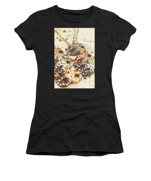 Fancy Dress Timepieces Women's T-Shirt
