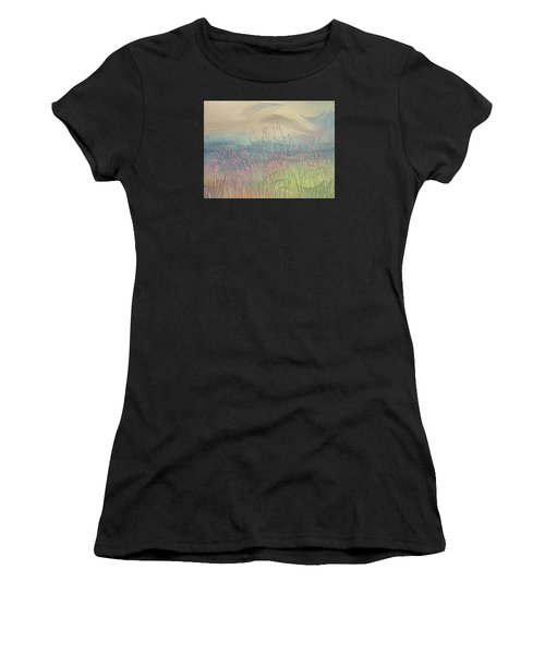 Fantasy Fields Women's T-Shirt (Athletic Fit)