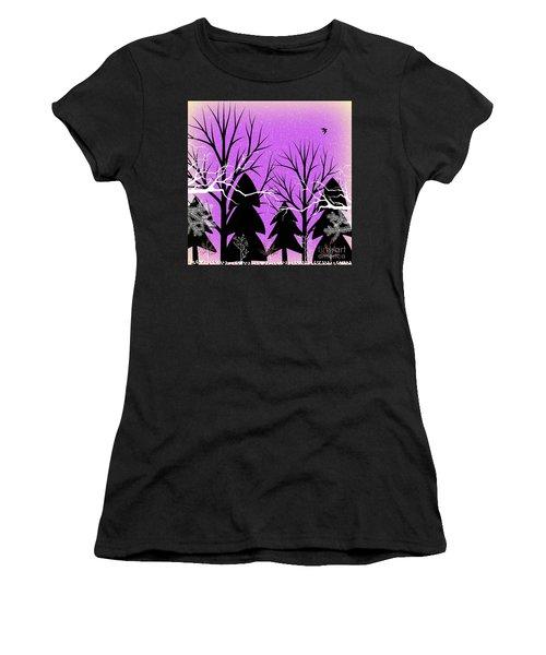 Fantasy Forest Women's T-Shirt