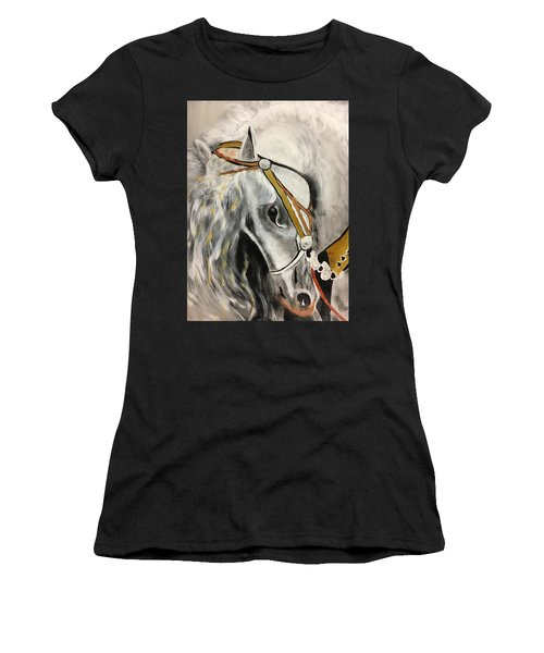 Fantasy Horse Women's T-Shirt (Athletic Fit)