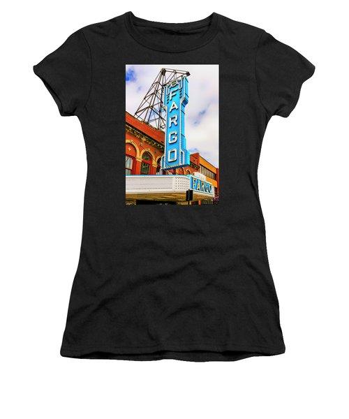 Fargo Theater Sign Women's T-Shirt