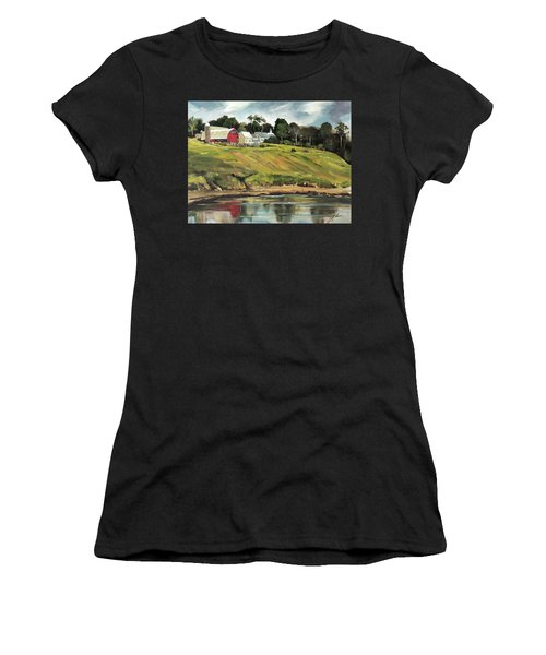 Farm At Four Corners Women's T-Shirt
