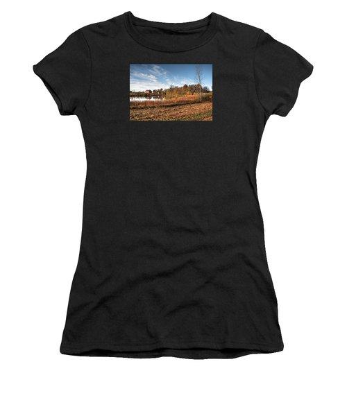 Farm Fall Colors Women's T-Shirt