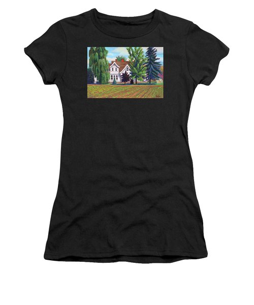 Farm House - Chinden Blvd Women's T-Shirt
