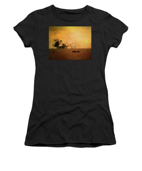 Farm Life Women's T-Shirt (Athletic Fit)