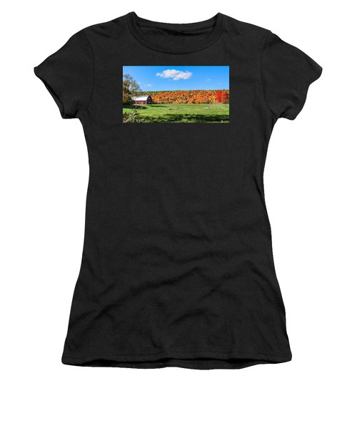 Farm View From Russellville Road Women's T-Shirt