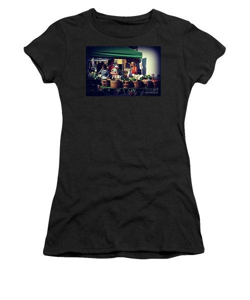 Farmers Market Produce  Women's T-Shirt