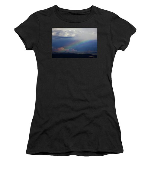 Fat Rainbow, Sedona Az Women's T-Shirt