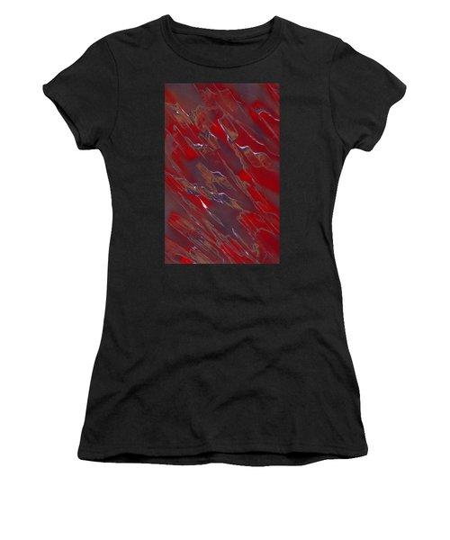 Faux Finish Women's T-Shirt