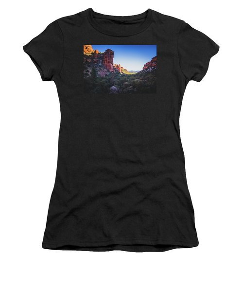 Fay Canyon Vista Women's T-Shirt