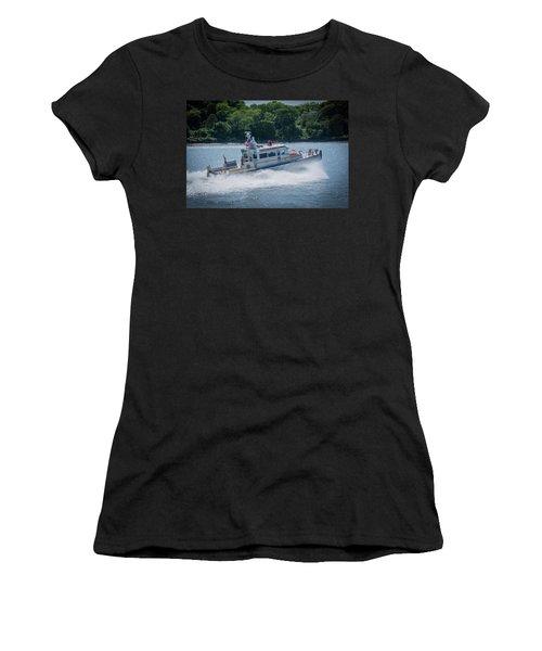 Fdny Fire Boat Women's T-Shirt