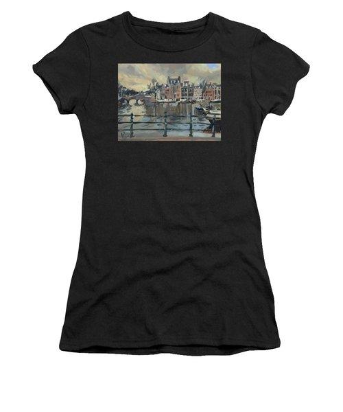 February Morning Along The Amstel Women's T-Shirt