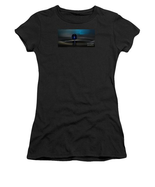Feeling Blue Women's T-Shirt (Athletic Fit)