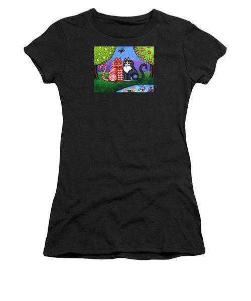Feeling Koi Women's T-Shirt