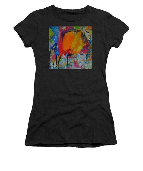 Feeling Melancholy Women's T-Shirt (Athletic Fit)
