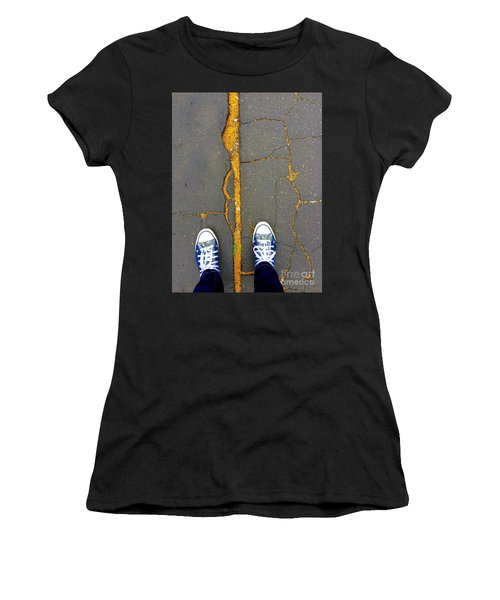 Feet Around The World #26 Women's T-Shirt