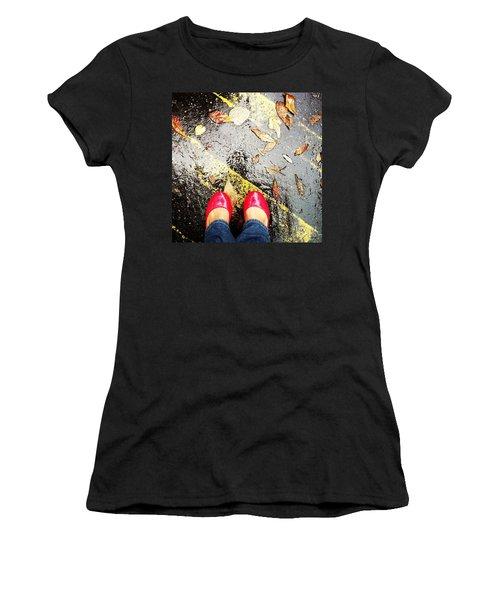Feet Around The World #29 Women's T-Shirt