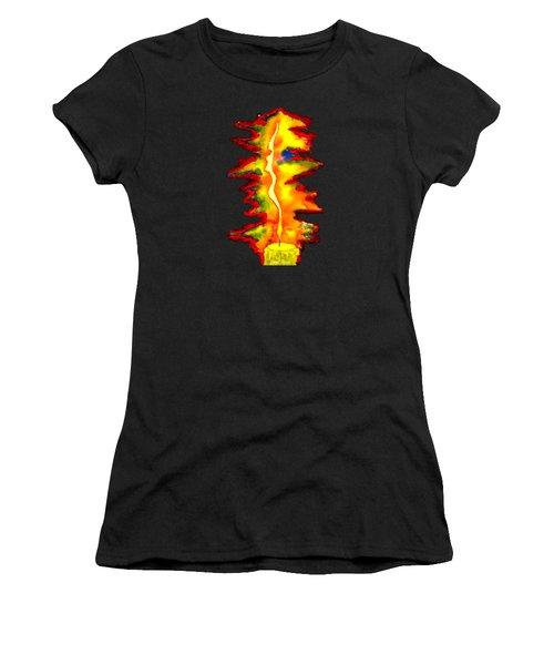 Feminine Light Women's T-Shirt (Athletic Fit)