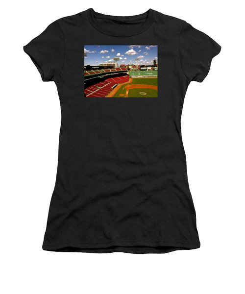 Fenway Park Iv  Fenway Park  Women's T-Shirt (Athletic Fit)