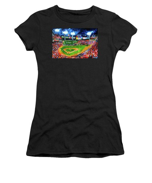 Fenway Park Women's T-Shirt