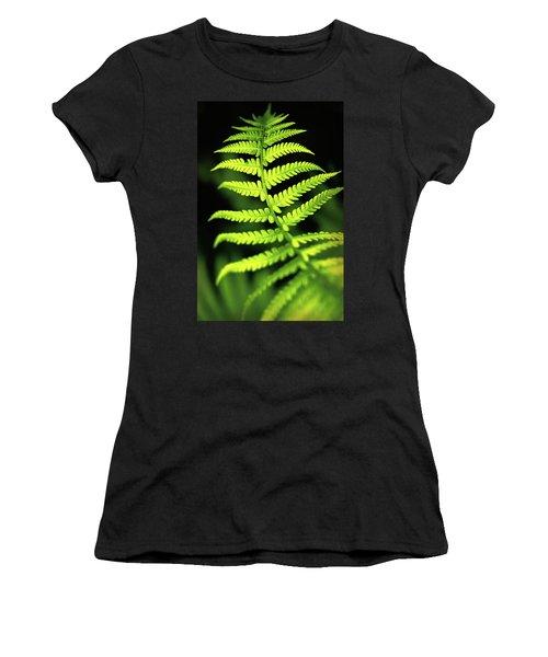 Fern Leaf Women's T-Shirt