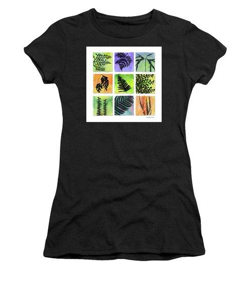 Ferns Of Hawaii Women's T-Shirt