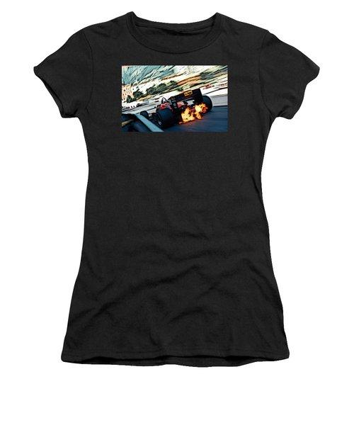 Ferrari 156/85 V6 Women's T-Shirt