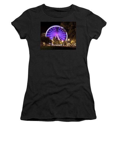 Ferris Wheel At Centennial Park 1 Women's T-Shirt