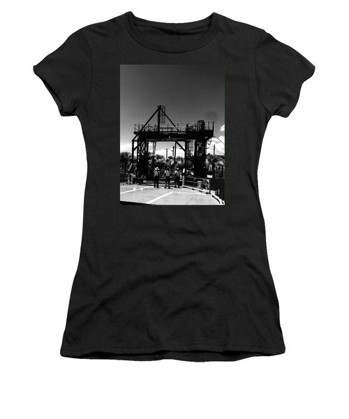Ferry Workers Women's T-Shirt (Athletic Fit)
