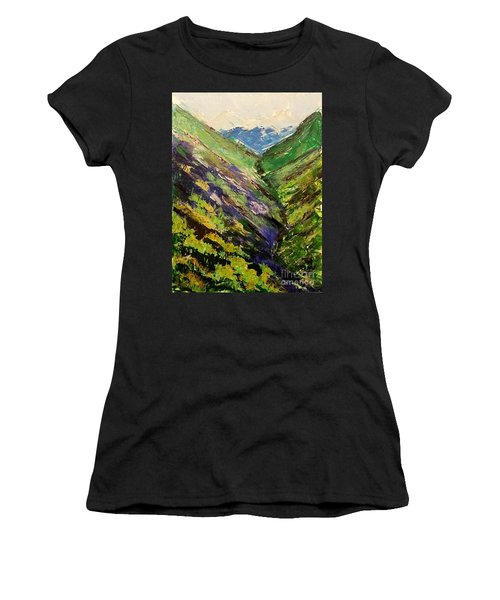 Fertile Valley Women's T-Shirt