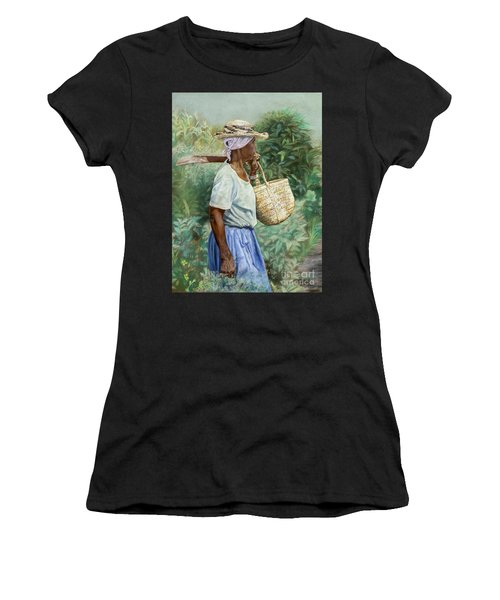 Field Day Women's T-Shirt (Athletic Fit)