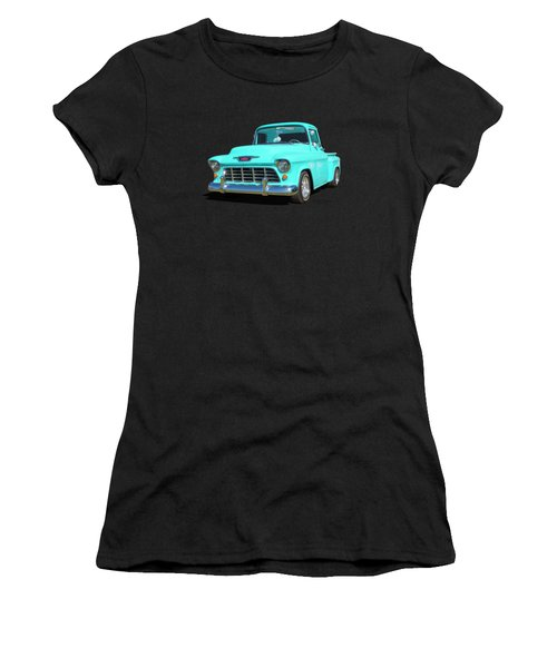 Fifty5 Stepside Pickup Women's T-Shirt (Athletic Fit)