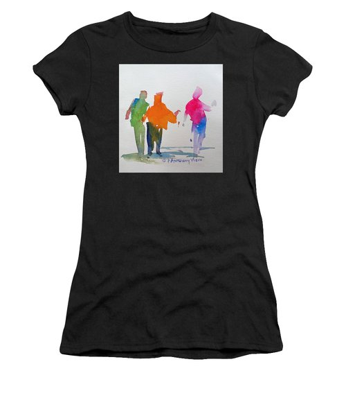 Figures In Motion  Women's T-Shirt