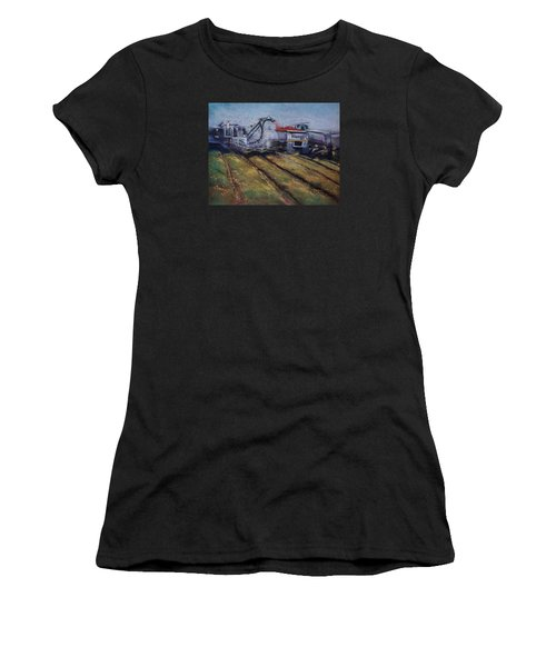 Fill'er Up Women's T-Shirt (Athletic Fit)