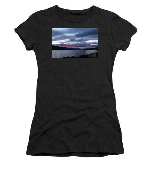 Final Touch Women's T-Shirt (Junior Cut) by Victor K