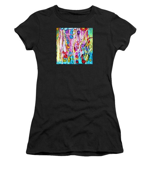 Finding Nemo Women's T-Shirt (Athletic Fit)