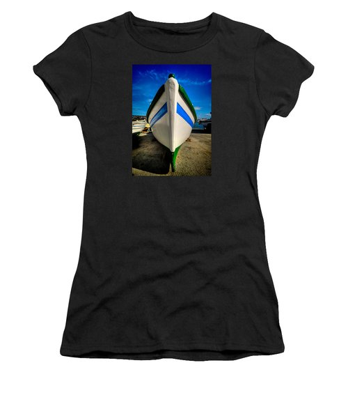Fine Art Colour-108 Women's T-Shirt (Athletic Fit)