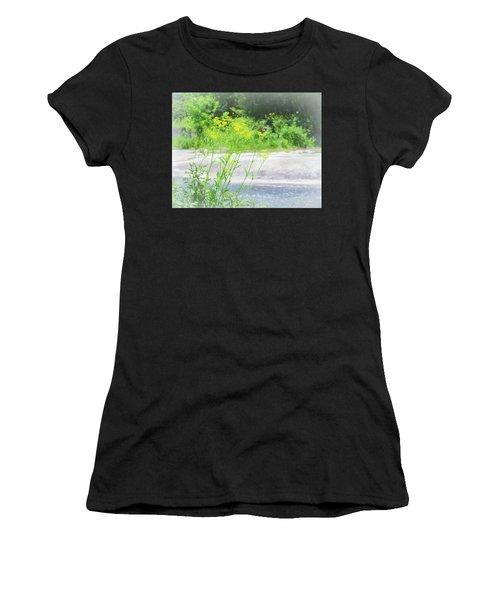 Fine Creek No. 2 Women's T-Shirt (Athletic Fit)
