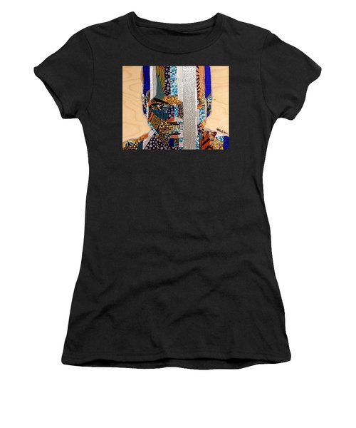 Finn Star Wars Awakens Afrofuturist  Women's T-Shirt
