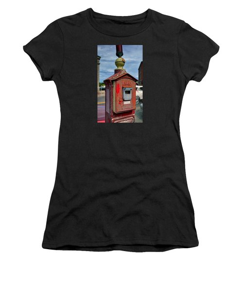 Fire Alarm Box 375 Women's T-Shirt