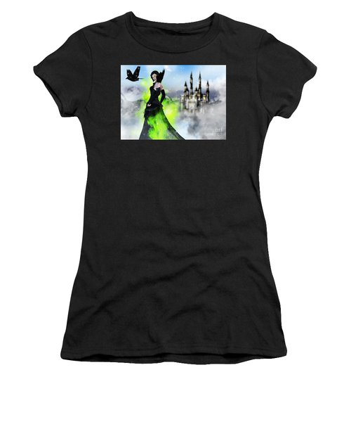 Fire And Ice Women's T-Shirt