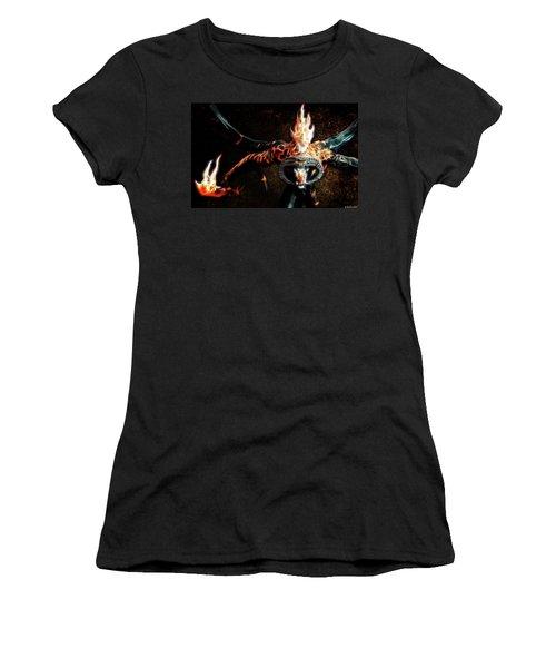 Fire Balrog Women's T-Shirt