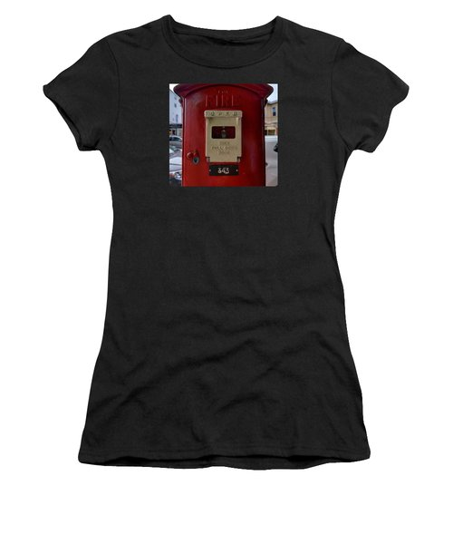 Fire Box 342 Women's T-Shirt