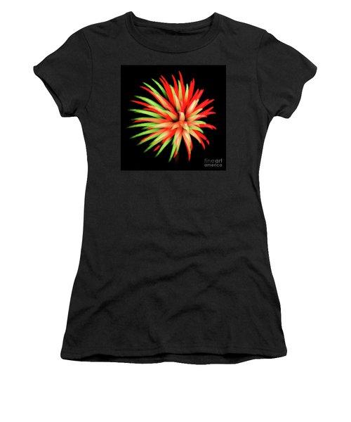 Fire Burst Women's T-Shirt