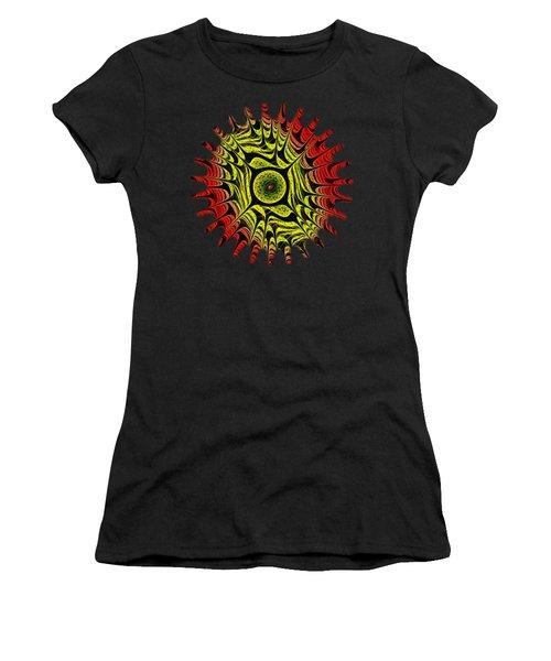 Fire Dragon Eye Women's T-Shirt