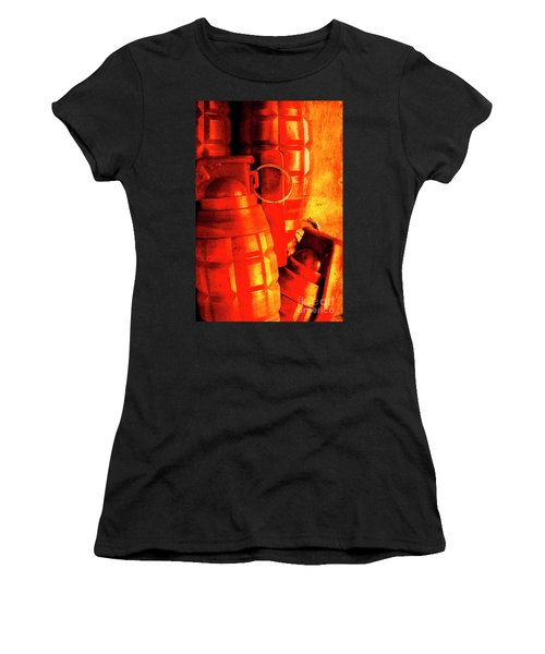 Fire In The Hole Women's T-Shirt