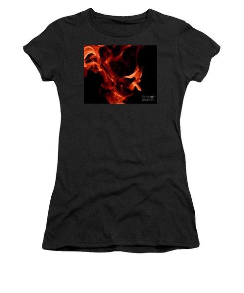 Fire Petals Women's T-Shirt