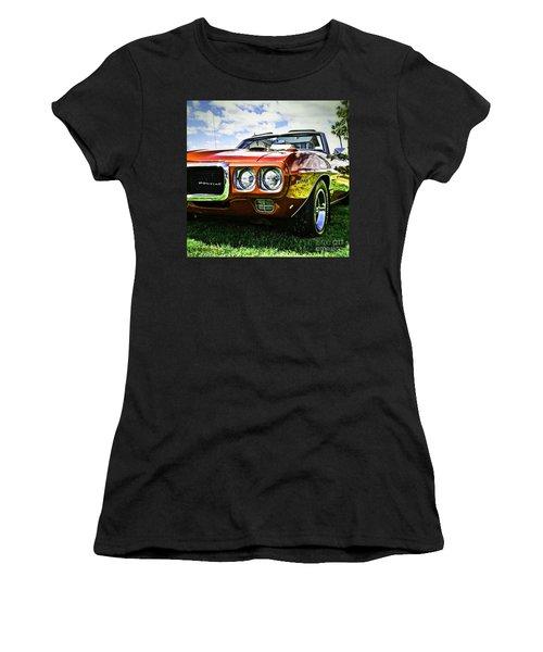 Firebird Women's T-Shirt (Athletic Fit)